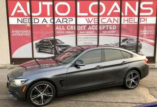 Used 2018 BMW 4 Series 430i XDRIVE-ALL CREDIT ACCEPTED for sale in Toronto, ON
