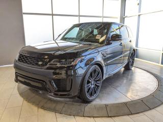 New 2021 Land Rover Range Rover Sport V8 Supercharged 520HP! for sale in Edmonton, AB