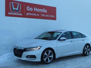 New 2021 Honda Accord Sedan Touring for sale in Edmonton, AB