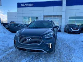 Used 2019 Hyundai Santa Fe XL ULTIMATE/ADAPTIVECRUISE/PANOROOF/NAV/COOLEDSEATS for sale in Edmonton, AB