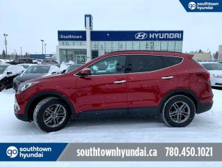 Used 2018 Hyundai Santa Fe Sport PREMIUM/AWD/BACK UP CAMERA/HEATED SEATS&STERRING WHEEL for sale in Edmonton, AB