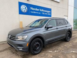 Used 2018 Volkswagen Tiguan TRENDLINE W/ CONVENIENCE PKG - CERTIFIED for sale in Edmonton, AB