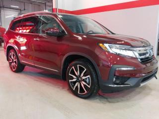 New 2021 Honda Pilot TOURING 8-PASSENGER for sale in Red Deer, AB