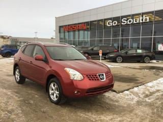 Used 2008 Nissan Rogue SL, AWD, LEATHER for sale in Edmonton, AB