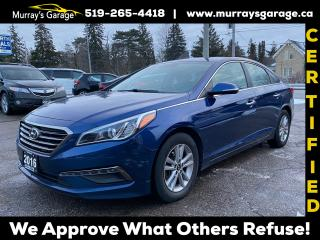 Used 2016 Hyundai Sonata 2.4L GLS for sale in Guelph, ON
