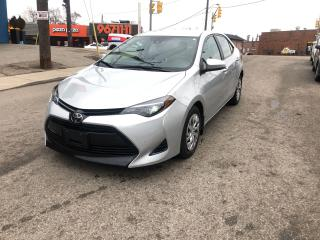 Used 2018 Toyota Corolla LE/auto/1owner/camera/laneassist/certified for sale in Toronto, ON