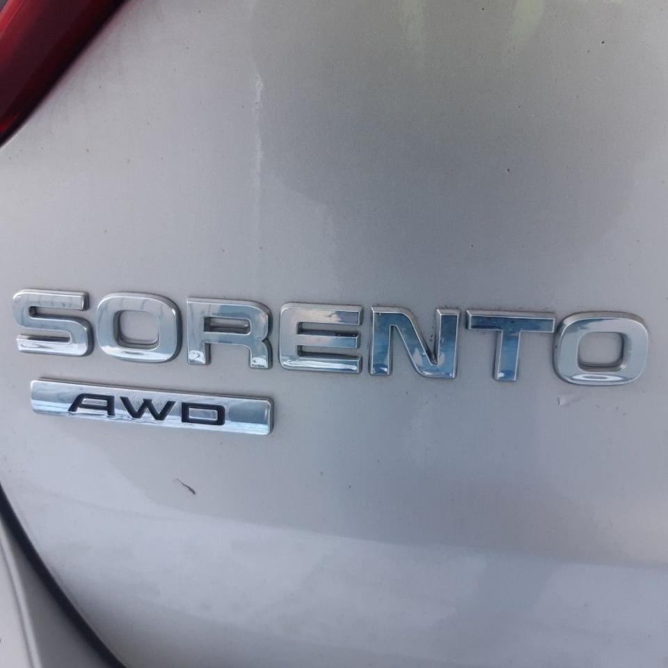 2015 Kia Sorento