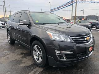 Used 2016 Chevrolet Traverse LT*AWD*7 PASS*NAV*BACKUP CAM for sale in London, ON