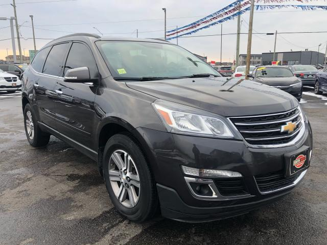 2016 Chevrolet Traverse LT*AWD*7 PASS*NAV*BACKUP CAM