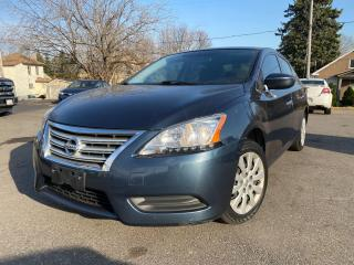 Used 2015 Nissan Sentra S for sale in Cambridge, ON