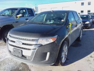 Used 2013 Ford Edge Limited for sale in Innisfil, ON