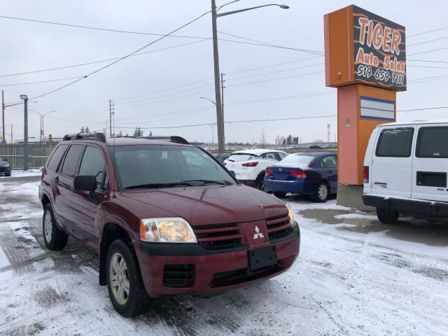2005 Mitsubishi Endeavor LS**SUV**RUNS WELL**AS IS SPECIAL