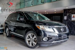 Used 2013 Nissan Pathfinder Platinum for sale in Toronto, ON