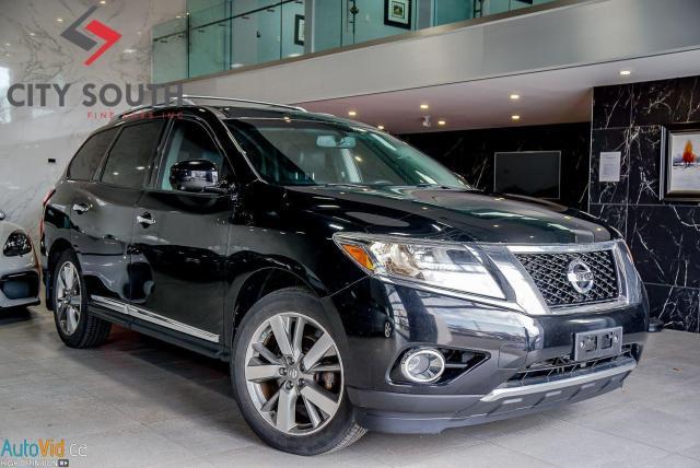 2013 Nissan Pathfinder Platinum-Approval Guaranteed->Bad Credit-No Prob