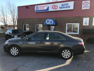 Used 2009 Toyota Camry Hybrid $87 Bi-Weekly OAC* for sale in Kingston, ON
