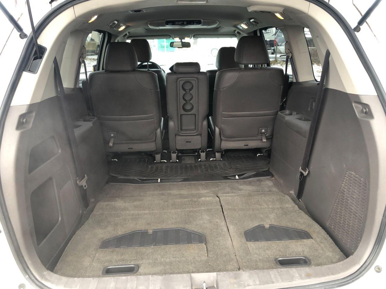 2013 Honda Odyssey