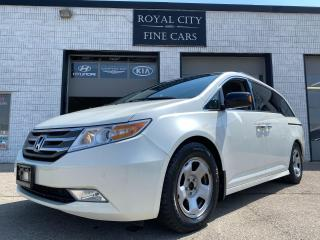 Used 2013 Honda Odyssey Touring w/ RES & NAV Loaded for sale in Guelph, ON