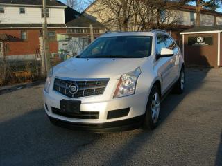 Used 2010 Cadillac SRX 3.0 Luxury for sale in Oshawa, ON