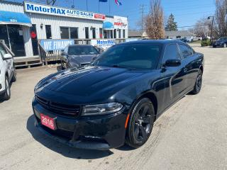 Used 2016 Dodge Charger SXT-ACCIDENT FREE for sale in Stoney Creek, ON