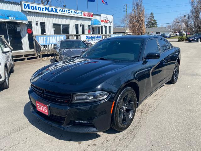 2016 Dodge Charger SXT-ACCIDENT FREE