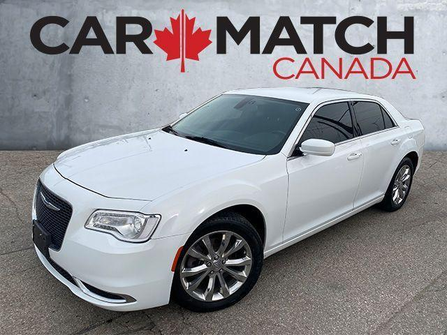 2017 Chrysler 300 TOURING / NAV / NO ACCIDENTS