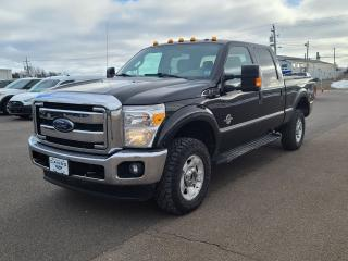 Used 2015 Ford F-250 SUPER DUTY XLT SUPER CREW W/ 6.7L DIESEL for sale in Port Hawkesbury, NS