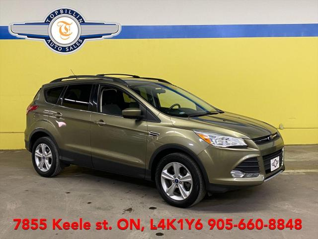 2013 Ford Escape SE 4WD, Navigation, Back-up Cam