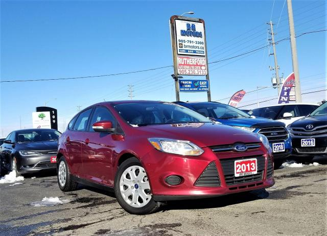 2013 Ford Focus Low Km's | SE | Heated seats| Certified