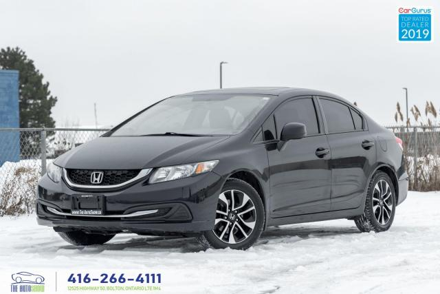 2013 Honda Civic EX|One owner|Clean carfax|2 sets wheels and tires|
