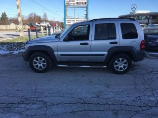Used 2003 Jeep Liberty Sport for sale in Newmarket, ON