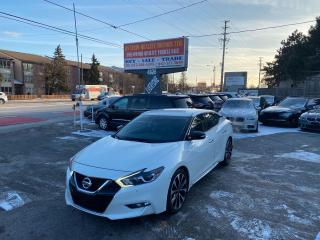 Used 2018 Nissan Maxima Platinum for sale in Toronto, ON