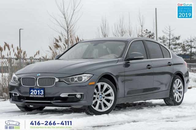 2013 BMW 3 Series 328i xDrive|Navigation|Low kms|