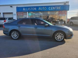Used 2011 Ford Fusion SEL for sale in Alliston, ON