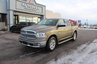 Used 2013 RAM 1500 LARAMIE LONGHORN for sale in Calgary, AB