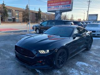 Used 2015 Ford Mustang EcoBoost Premium for sale in Toronto, ON