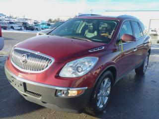 Used 2008 Buick Enclave CXL for sale in Innisfil, ON