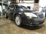 Photo of Black 2011 Chrysler 200