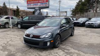 Used 2011 Volkswagen Golf GTI for sale in Toronto, ON
