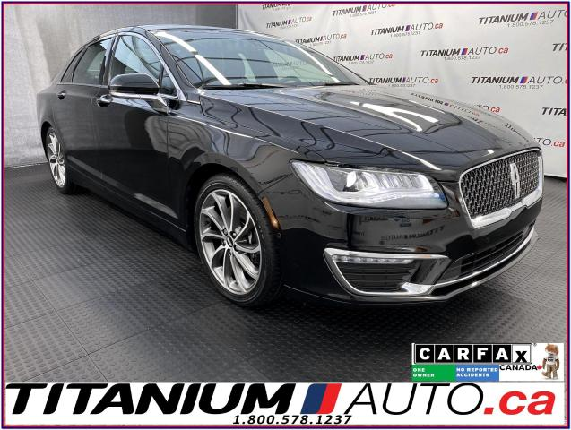 2017 Lincoln MKZ 3.0T AWD+Reserve+Massage Seats+Pano Roof+400HP+BSM