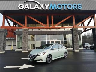 Used 2019 Nissan Leaf SL - BLIND SPOT DETECTION, ADAPTIVE CRUISE CONTROL for sale in Victoria, BC