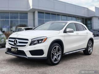 Used 2017 Mercedes-Benz GLA 250 New Tires Too! for sale in Winnipeg, MB