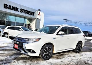 Used 2018 Mitsubishi Outlander Phev SE for sale in Gloucester, ON