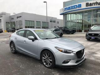 Used 2018 Mazda MAZDA3 GT for sale in Ottawa, ON