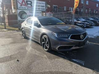 Used 2018 Acura TLX Tech for sale in Scarborough, ON
