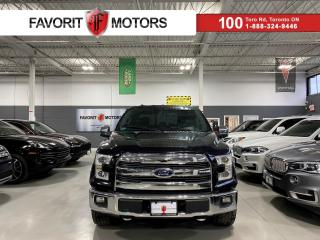 Used 2017 Ford F-150 Lariat SuperCrew|4WD|NAV|CHROME ALLOYS|LEATHER|+++ for sale in North York, ON