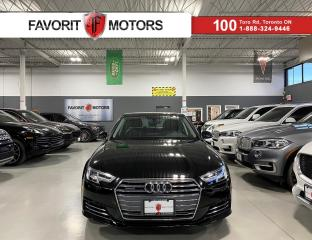 Used 2017 Audi A4 Progressiv|QUATTRO|NAV|360CAM|SUNROOF|LEATHER|+++ for sale in North York, ON