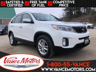 Used 2014 Kia Sorento LX AWD...HTD SEATS*BLUETOOTH*PARK ASSIST! for sale in Bancroft, ON