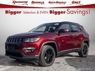 New 2021 Jeep Compass Altitude for sale in Etobicoke, ON