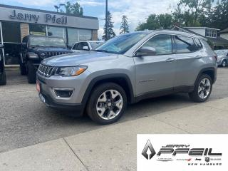 Used 2020 Jeep Compass LIMITED l 4X4 l ADAPTIVE CRUISE for sale in New Hamburg, ON