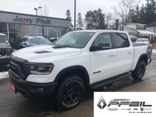 New 2021 RAM 1500 REBEL l MULTI FUNCTION TAILGATE l PANO ROOF for sale in New Hamburg, ON